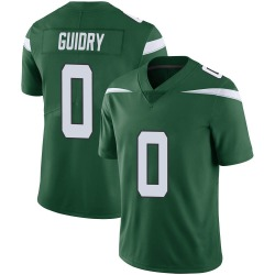 Nike Javelin Guidry New York Jets Youth Limited Gotham Green Vapor Jersey