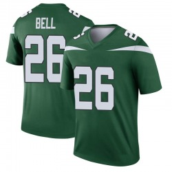Nike Le'Veon Bell New York Jets Youth Legend Gotham Green Player Jersey