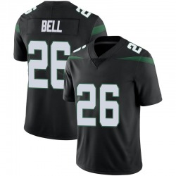 Nike Le'Veon Bell New York Jets Youth Limited Stealth Black Vapor Jersey
